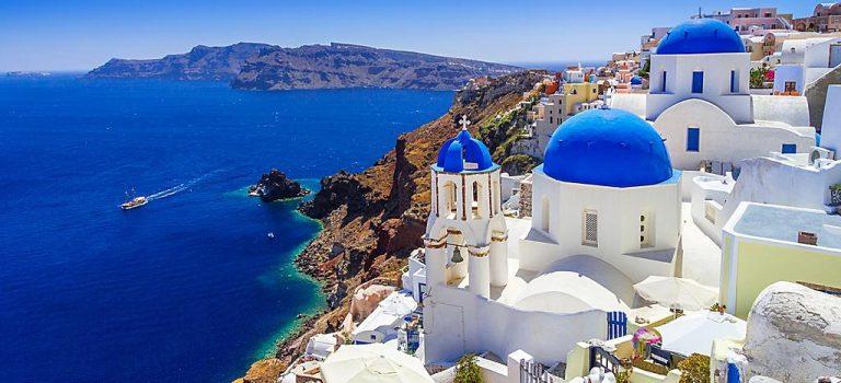 Bogata Grška zgodovina in poti križarjenja