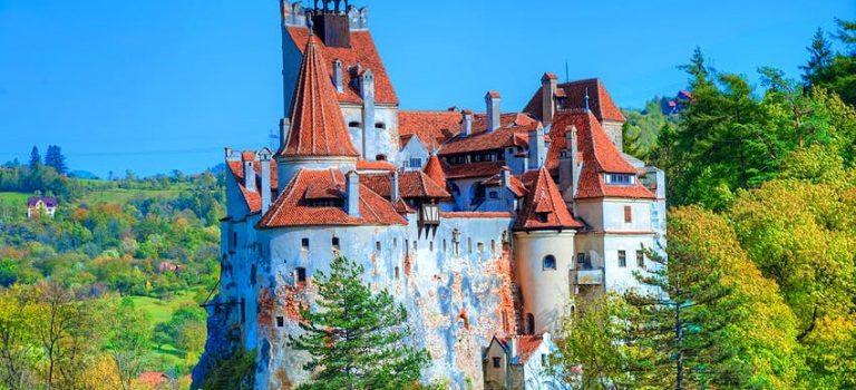 Potovanje po Transilvaniji